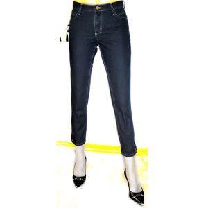 Bogner Jeans Damen Jeans 7/8, bluedenim
