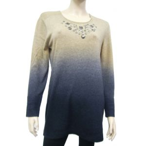 Cpm Edition Damen Long-Pullover 1/1 Arm, Art.301371/0