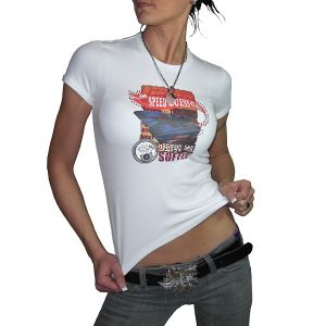 Guess Damen T-Shirt