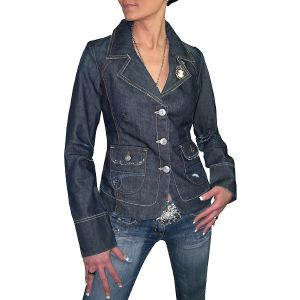 Tommy Hilfiger, Damen Jeansblazer, OPHELIA  Blazer RGL 165E100013-426
