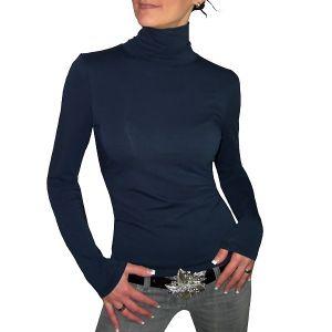 Tommy Hilfiger Damen Rollkragen Pullover RM2 0225407 Stretch