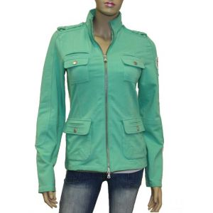 Polo Sylt Damen Sweat-Jacke HD11040