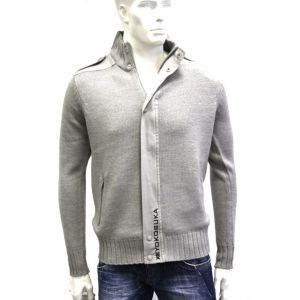 Sublevel Herren Strickjacke H9000A93790