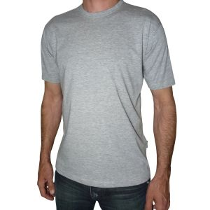 MIJAS Herren T-Shirt Rundhals Doppelpack Art. 50001