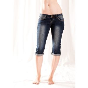 TRB Jeans Blackline ANKA 3/4 101