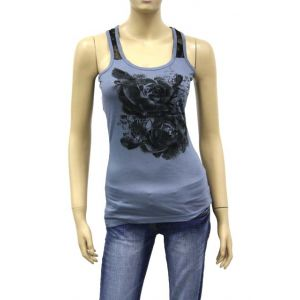 Fresh Made Damen Top mit Druck D1547D000