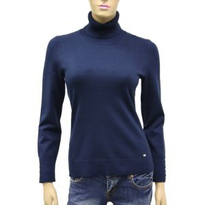 Betty Barclay Damen Rollkragen Pullover 1/1 Arm 0221/0803