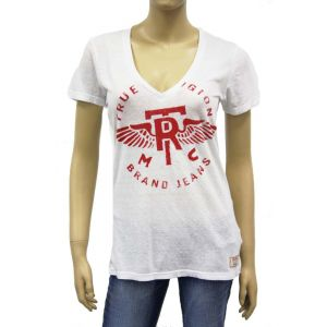 True Religion Damen T-Shirt 1/2 Arm 4207