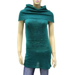 Fresh Made Damen Long-Pullover D9002A9012E