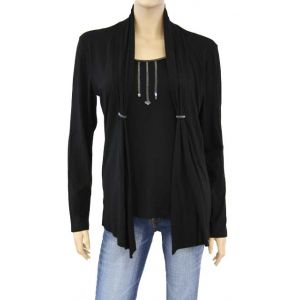 Christa Probst Longshirt 2 in 1 Optik 507301/0