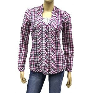 Fresh Made Damen Bluse D7015N10098A