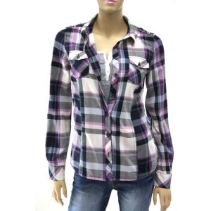 Fresh Made Damen Bluse D7015N10116A