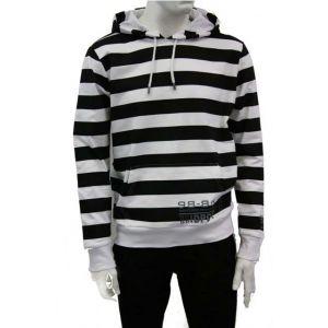Sublevel  Herren Kapuzen Pullover H1018D2485B