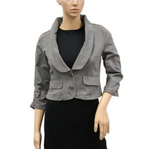 Fresh Made Damen Kurzblazer D7278N4339A