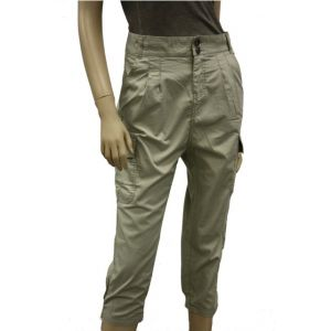 Fresh Made Damen Caprihose D7209N6371C