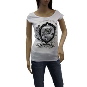 Sublevel Damen T-Shirt D1220D00109