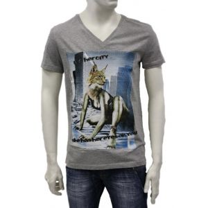 Sublevel  Herren T-Shirt « Arm H1203W200