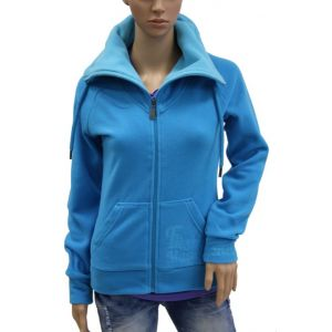 Fresh Made Damen Fleece-Jacke D1400A 09330A