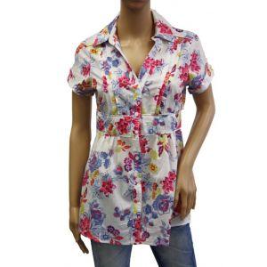 Fresh Made Damen Bluse D7148N10006A