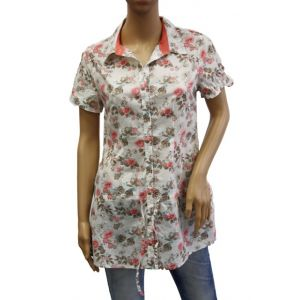 Fresh Made Damen Bluse D7148N10027A