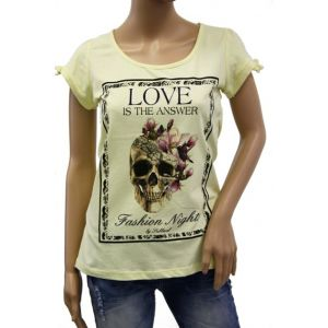 Fresh Made Damen T-Shirt D1515D00115A.