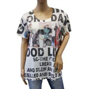 Open End Damen T-Shirt 83631
