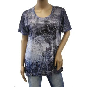 Open End Damen T-Shirt 83191-703