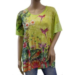Open End Damen T-Shirt 83661