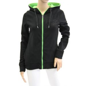 Urban Surface Damen Fleece-Jacke mit Kapuze D1400A07750A