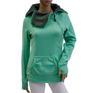 Urban Surface Damen Fleece-Jacke D1400A08740D