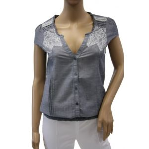 Fresh Made Damen Bluse D7188J10242A
