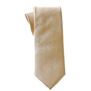 MIJAS Krawatte Design 3 creme