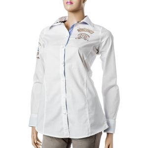 Fresh Made Damen Bluse 1/1 Arm D6045T 10144A