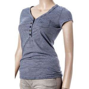 Eight2Nine Damen T-Shirt D1239Y 00371AEN