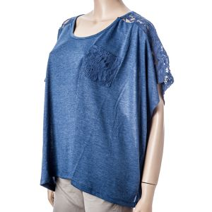 Fresh Made Damen Tshirt 1/2 Arm D1200Y 00373A