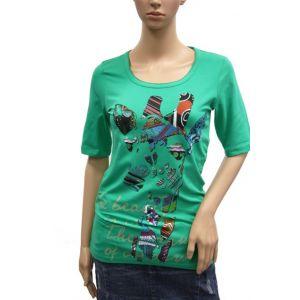 Jette Joop Damen Rundhals-Tshirt 83838