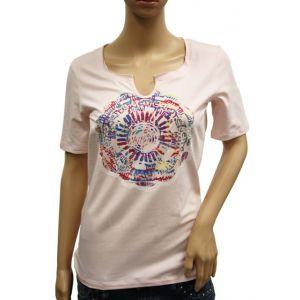 Jette Joop Damen Rundhals-Tshirt 83837