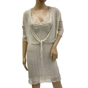 Kosmika Damen Kleid mit Bolero 11x252