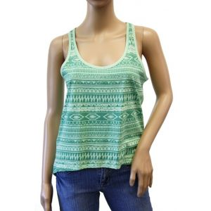 Fresh Made Damen Tank Top Rundhals D1588W00448A