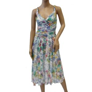 """HUGO Boss Damen Tr""""gerkleid Blumenmuster 50176272"""