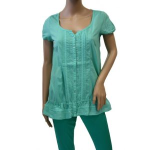 Fresh Made Damen 1/2 Arm Bluse D7016N10218A