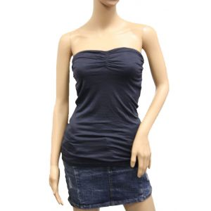 Stitch&Soul Damen Bandeau-Top D1209N0093AS