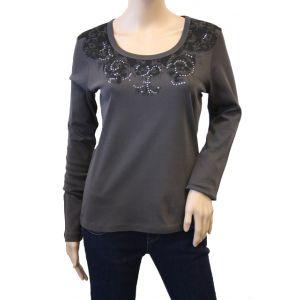 Monari Damen Longshirt 898683