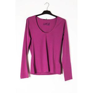 HUGO Boss Damen Longshirt Rundhals 50164700