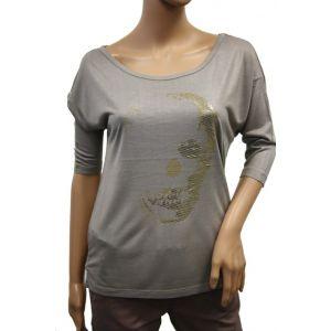 Sublevel Damen Shirt mit Druck D1209W00150D