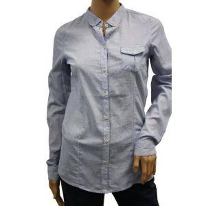 Freshmade Damen Bluse gestreift D7128N10293A