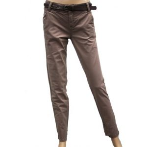 Rock Angel Damen Chino Hose mit G?rtel D6053F60255RS