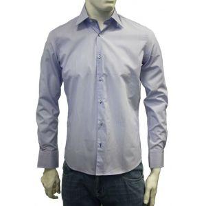 Milano Herren Hemd Minimalstreifen SLIM CUT - 71644-14