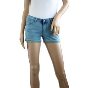 Sublevel Damen 5-Pocket Hotpants D8728E60569K-2