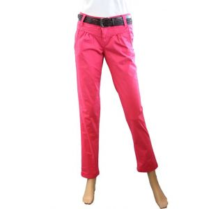 Fresh Made Damen Chino Hose D6053F60080A